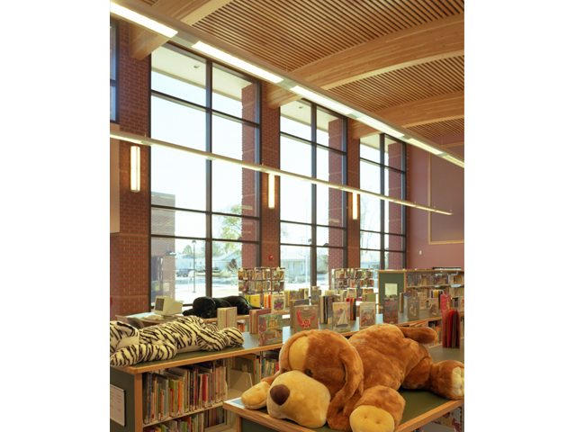 Erna Fergusson Library Cherry See Reames